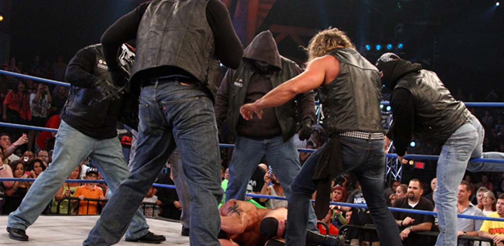 Who are the Aces & Eights?