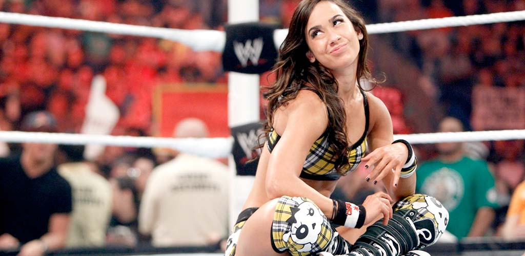 AJ Lee pulled from RAW after concussion symptoms