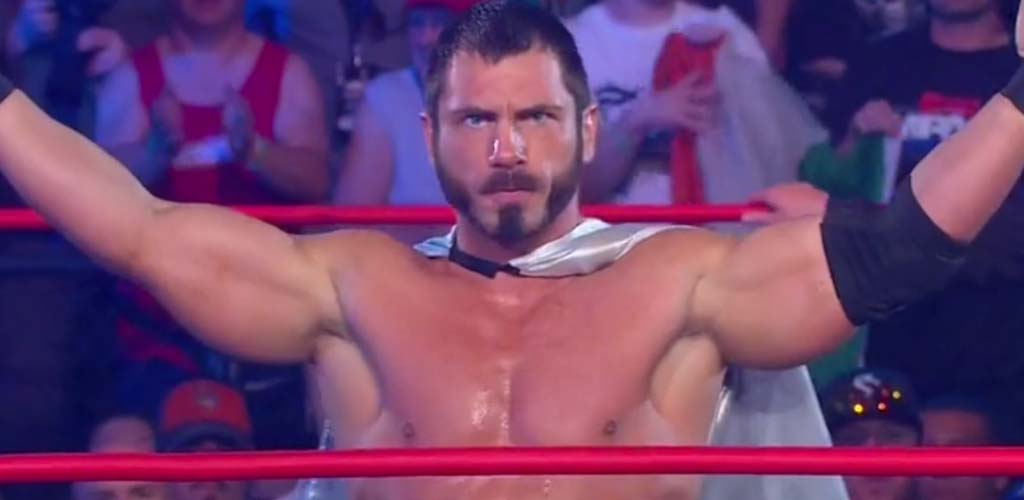 Austin Aries revealed as Suicide