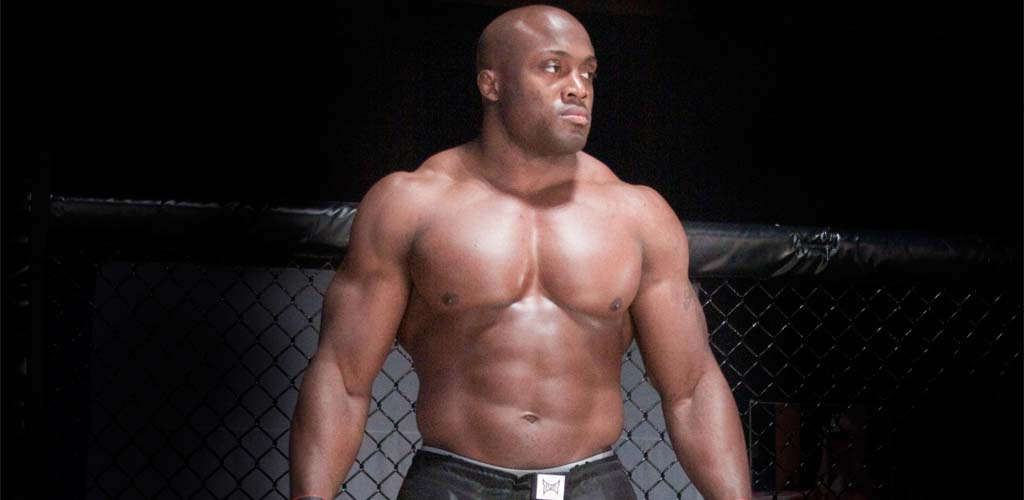 Bobby Lashley signed for the first WSOF show in Vegas