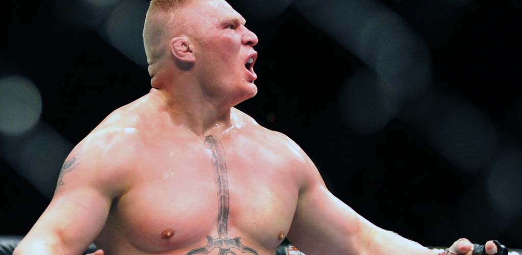 USADA suspension for Brock Lesnar could be less than 2 years
