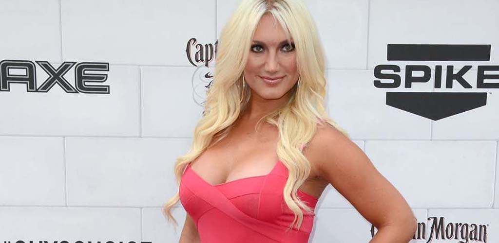 Brooke Hogan released from TNA Wrestling