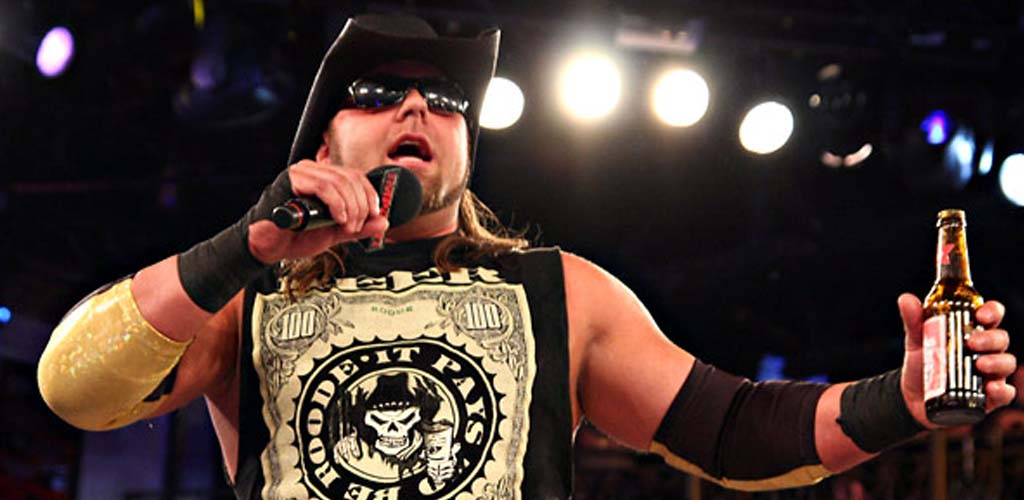 James Storm signs new multi-year deal with TNA