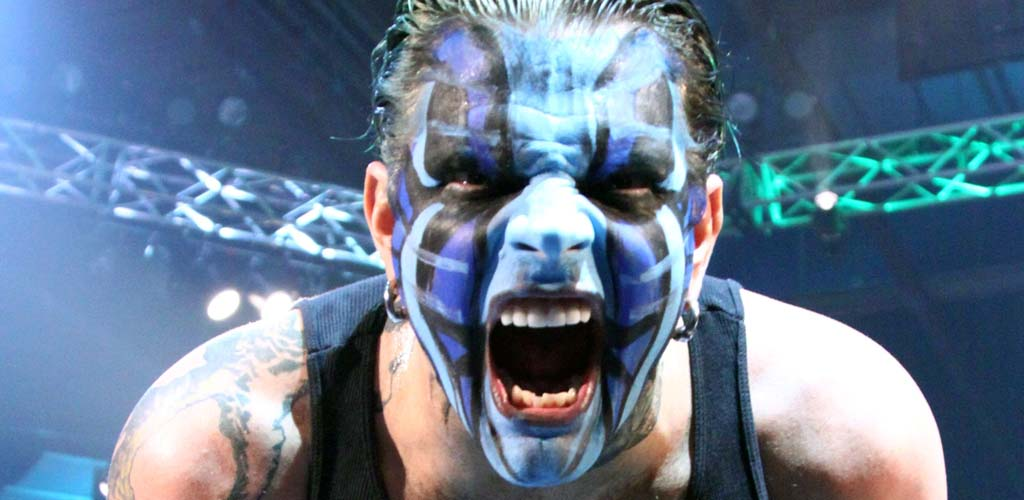 Jeff Hardy wins TNA World title at Bound For Glory