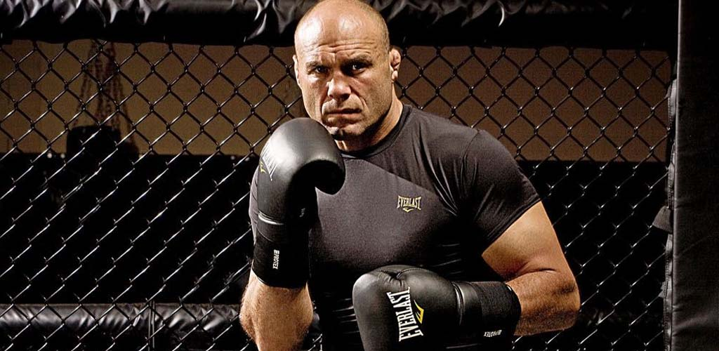 Randy Couture joins Spike TV and Bellator MMA
