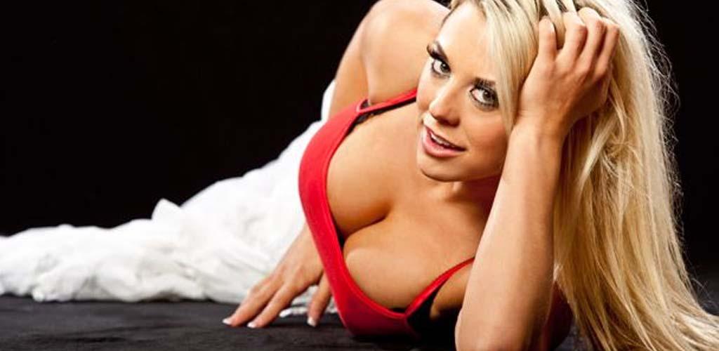Former WWE Diva Taryn Terrell makes her TNA debut