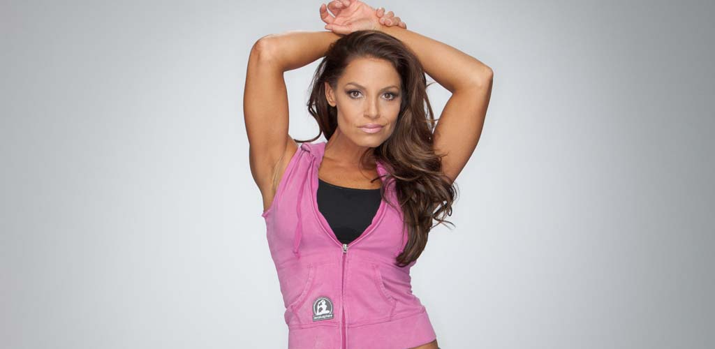 Trish Stratus is pregnant with second child