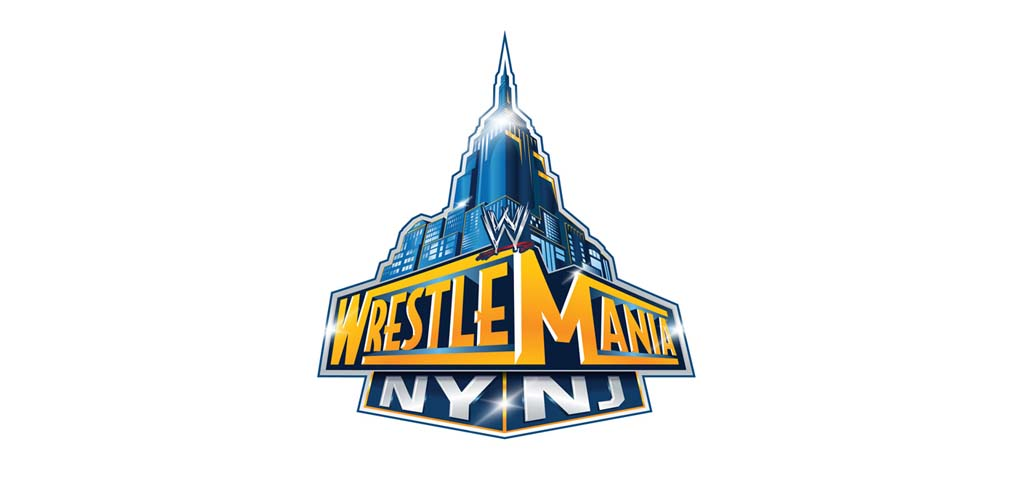 Vince McMahon reveals the completed WrestleMania 29 set