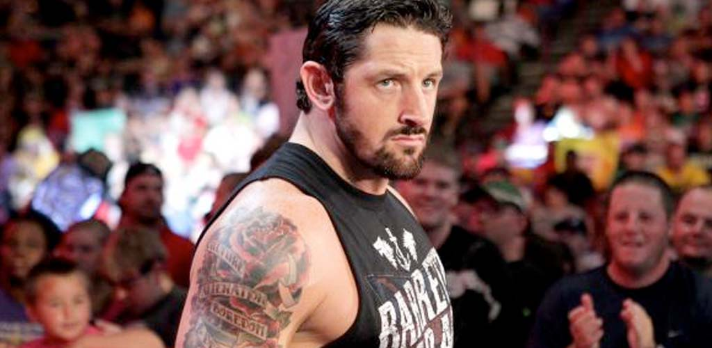 Wade Barrett is the 7th Superstar released on WWE's Black Friday