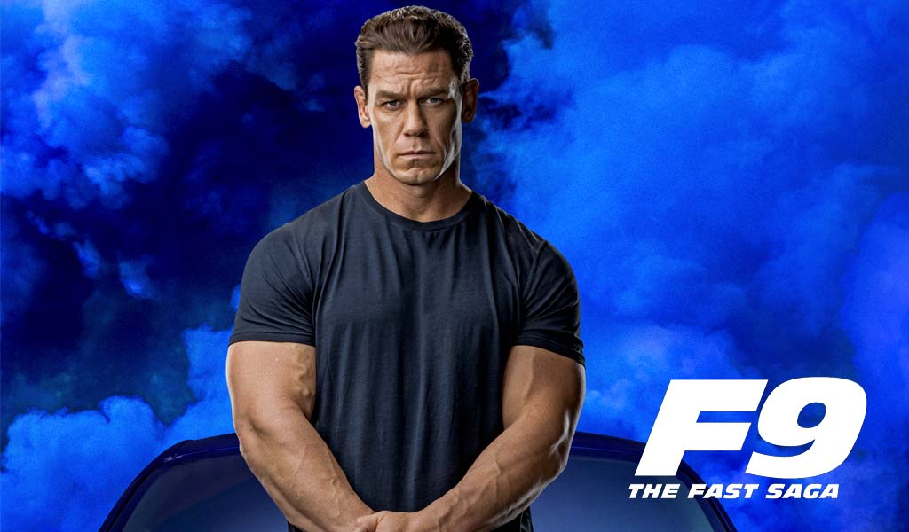 John Cena revealed as the lead villain in newest Fast & Furious F9 movie