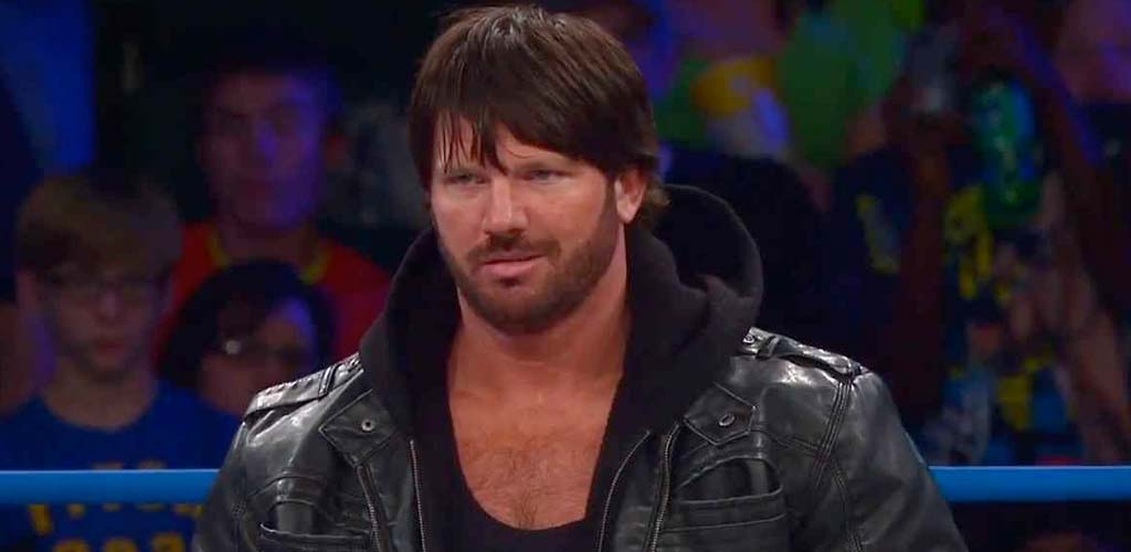 AJ Styles teases a Royal Rumble appearance