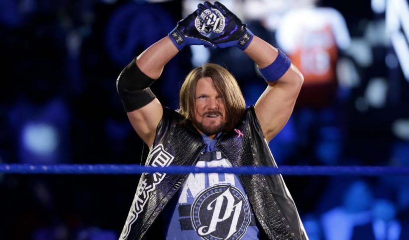 Second Episode Of Wwe 365 With Aj Styles To Air After Survivor Series  Wrestling -8351