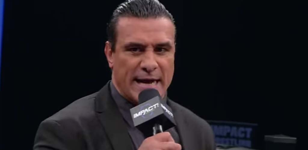 "Alberto El Patron invites Triple H and rap battle ""pussies"" to his restaurant on Tuesday"