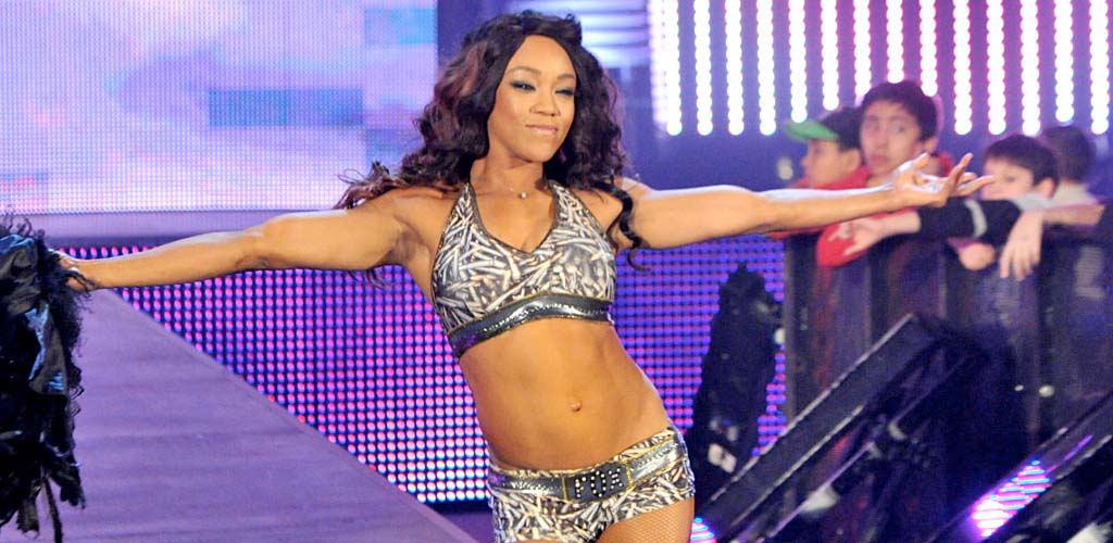 Alicia Fox pulled from the Rumble due to injury