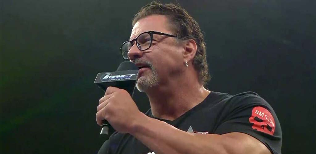 Al Snow briefly arrested on Monday
