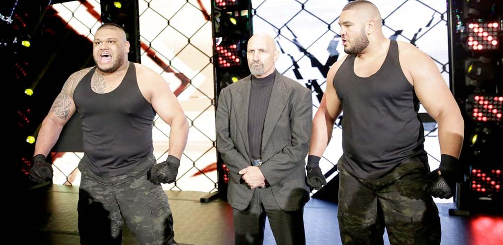 Paul Ellering returns to manage new NXT tag team