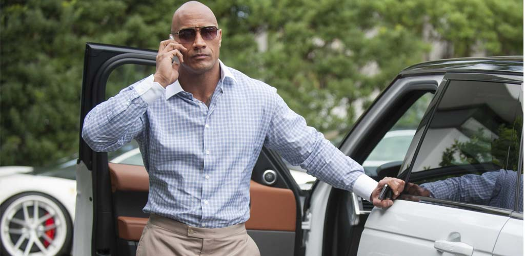 Dwayne Johnson's Ballers series on HBO wraps up tonight