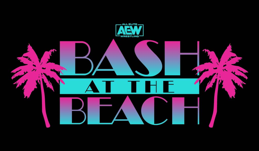 Bash at the Beach themed episode of Dynamite tonight on TNT