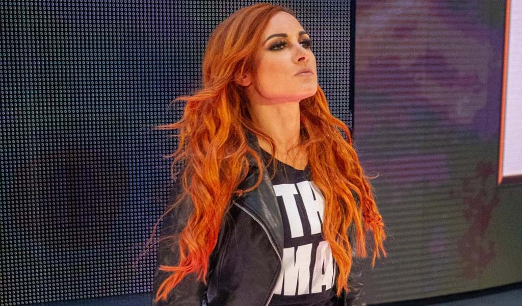 Becky Lynch talks pregnancy on The Bella Twins podcast