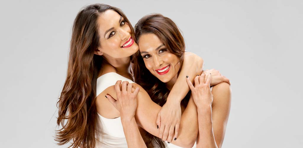 The Bella Twins back in action tonight in Rochester, New York