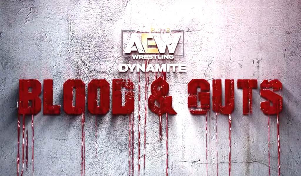 AEW's first Blood & Guts match participants announced