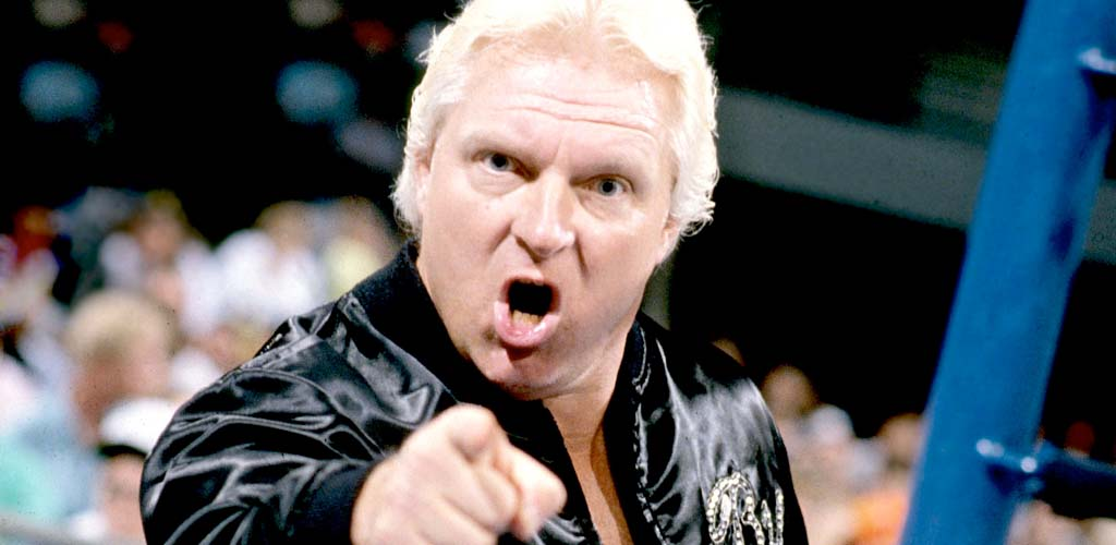 "WWE Hall of Famer Bobby ""The Brain"" Heenan joins Twitter"