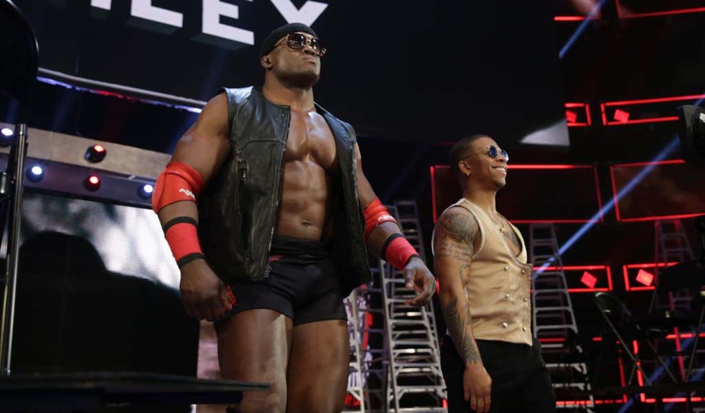 Bobby Lashley wins Intercontinental title on Raw