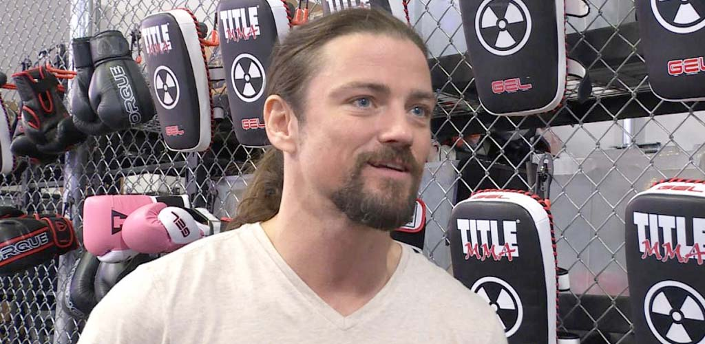 Daniel Bryan and Brian Kendrick share special moment at CWC tapings