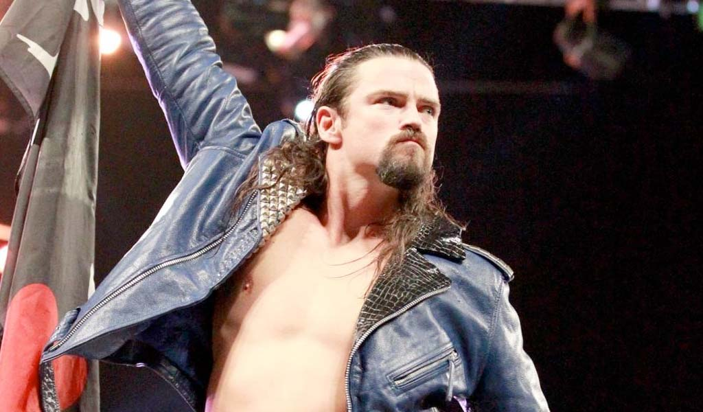 Brian Kendrick out for a few months after GTS injury