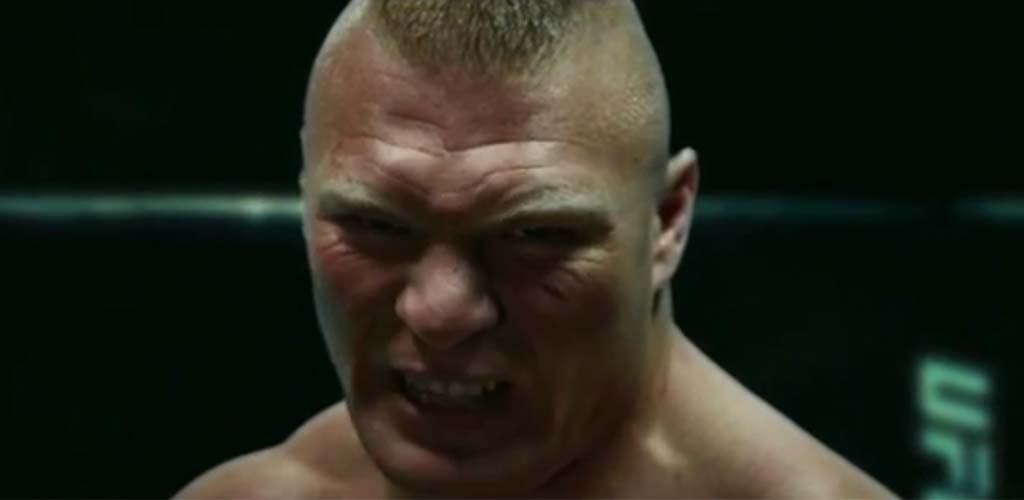 Brock Lesnar handed temporary suspension by NSAC for drug test failure