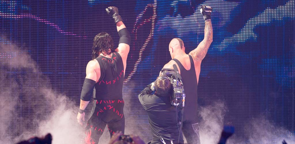 Brothers of Destruction reunite at Mexico non-televised live event