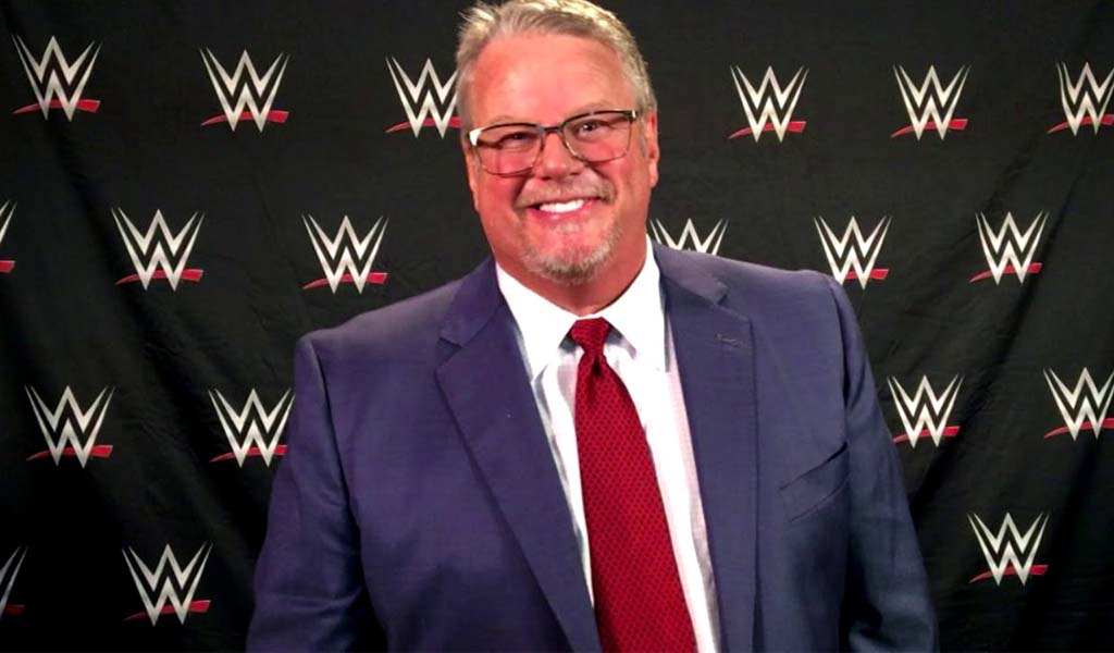 Bruce Prichard replaces Eric Bischoff as the new Executive Director of Friday Night Smackdown