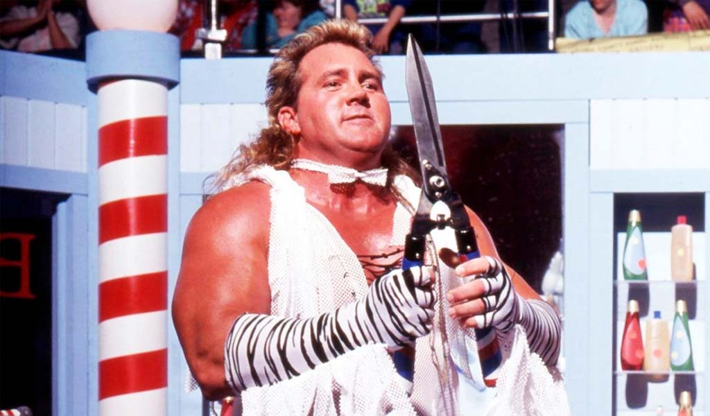 "Brutus ""The Barber"" Beefcake rounds up the WWE Hall of Fame class of 2019"