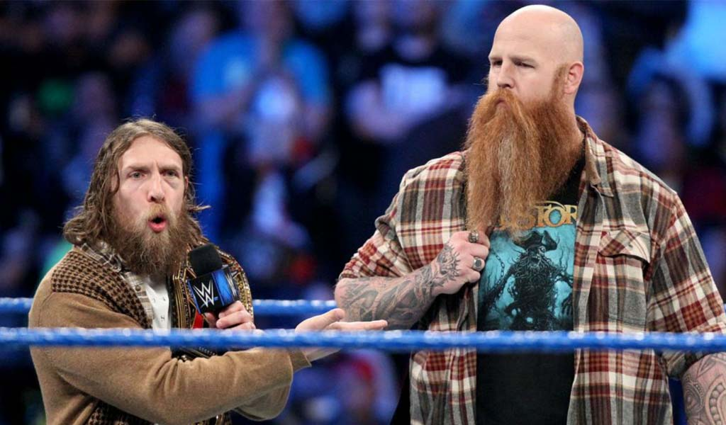 Was Erick Rowan the man behind the Roman Reigns attacks?