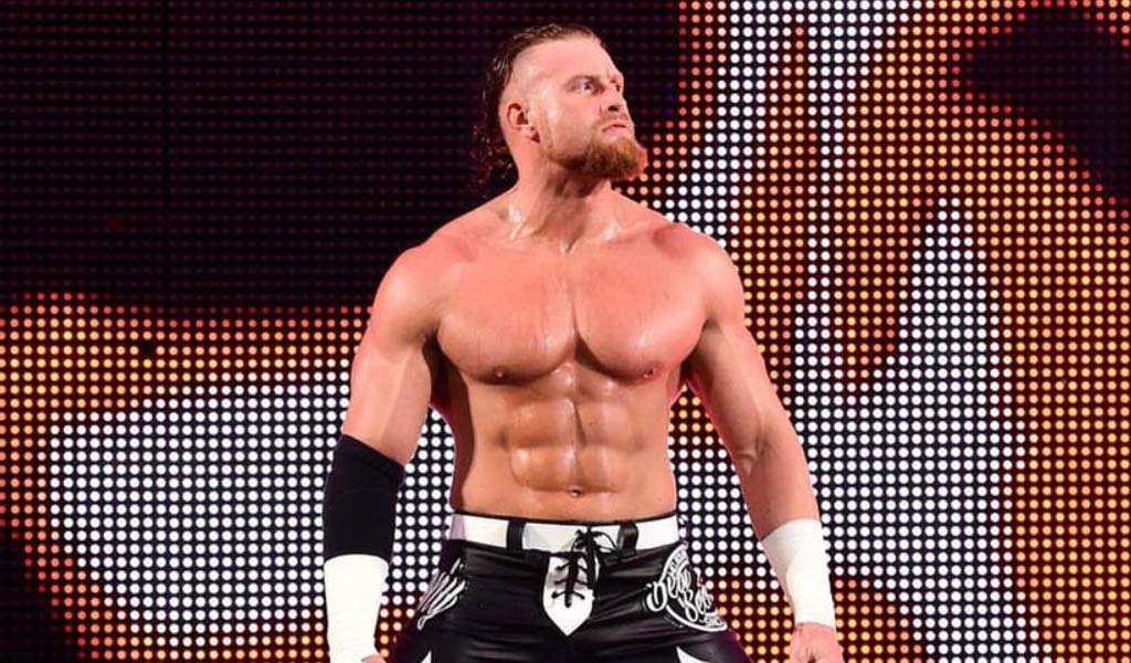 Buddy Murphy gets Cruiserweight title shot in his hometown of Melbourne