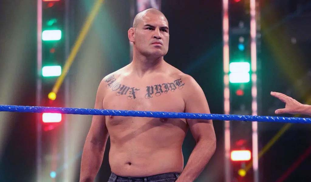 Cain Velasquez no longer advertised for a match at WWE live event in Mexico