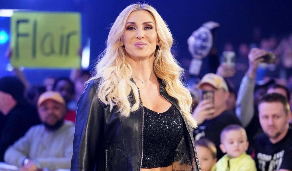 Charlotte Flair back in the ring on NXT on USA Network tonight