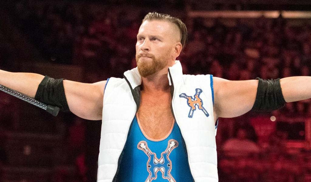 Curt Hawkins joins Ember Moon on Mixed Match Challenge