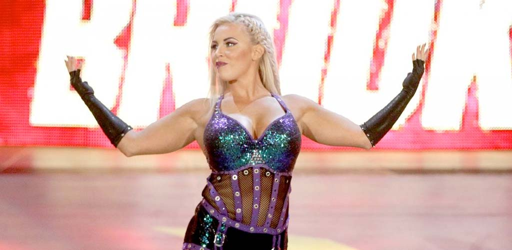 Dana Brooke once again invited to compete in the Arnold Classic