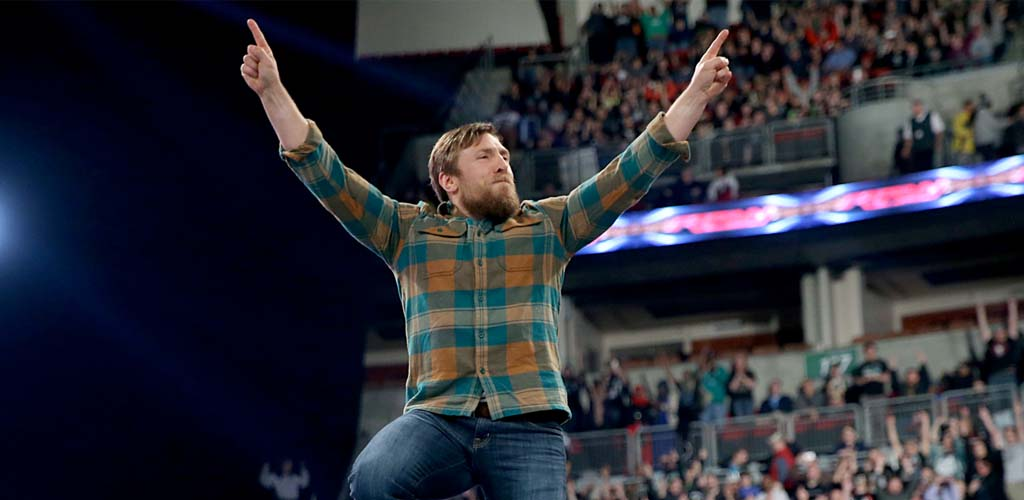 Daniel Bryan admits he had mental breakdown after retirement