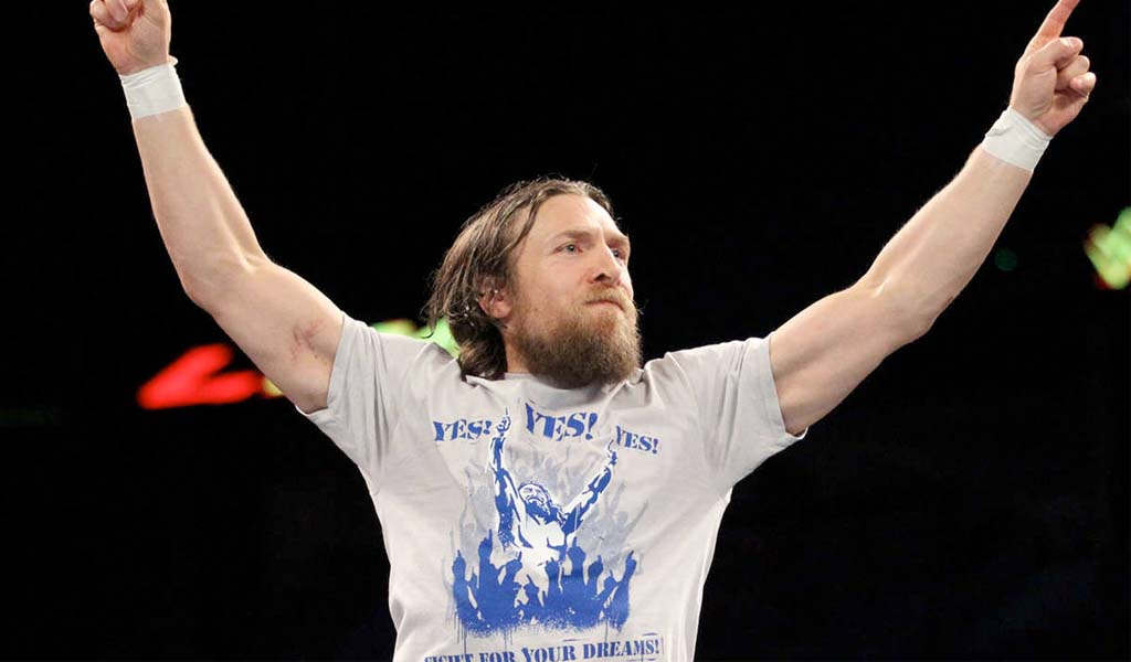 Daniel Bryan wins the WWE title at Smackdown