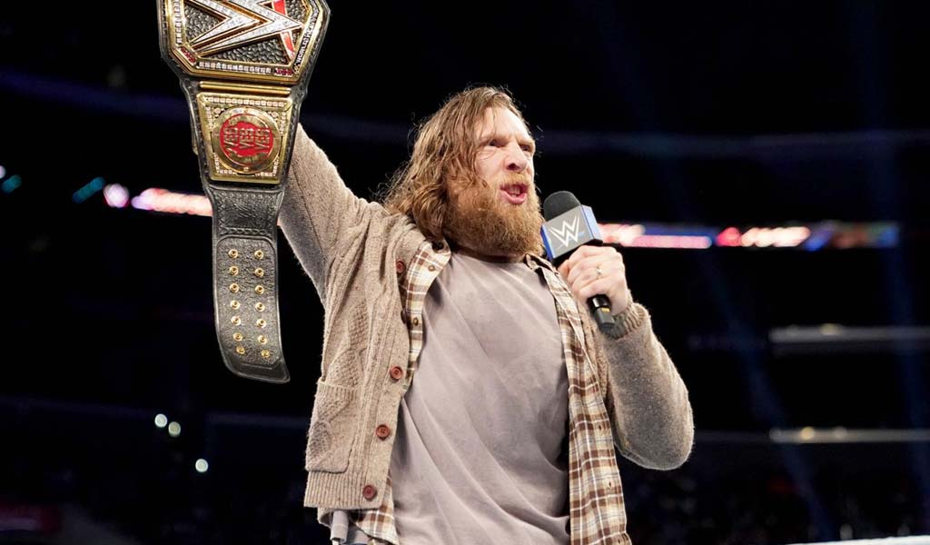 Daniel Bryan returns on Monday Night Raw