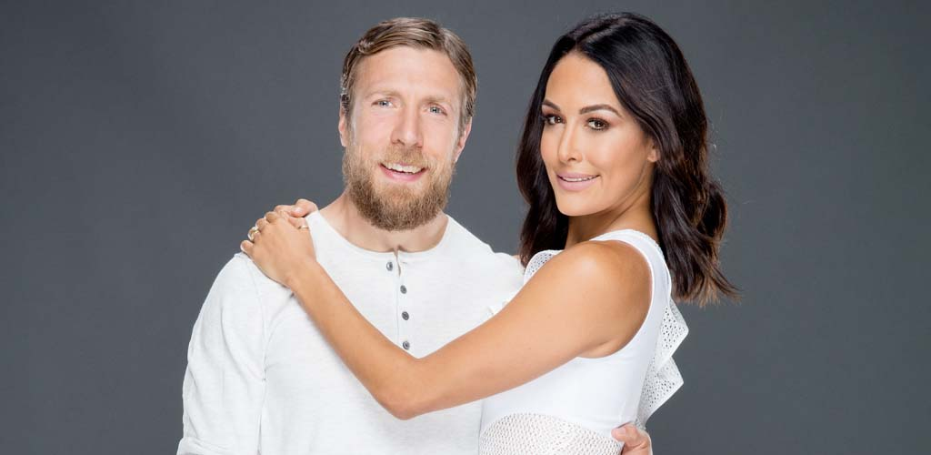 Brie Bella and Daniel Bryan welcome baby daughter