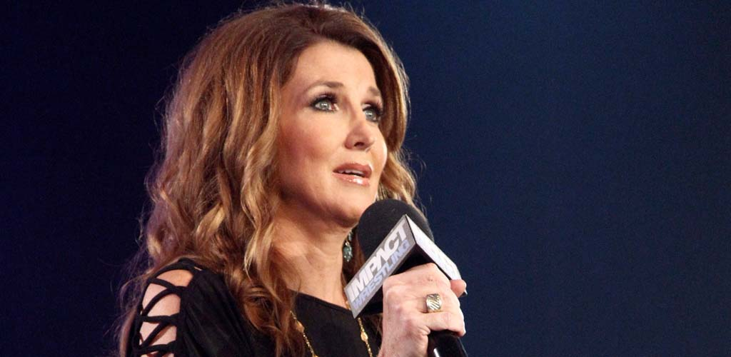 The end of Dixie Carter in TNA comes after 14 years