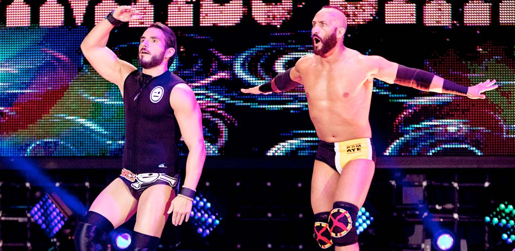 Tommaso Ciampa turns on Johnny Gargano at NXT Takeover