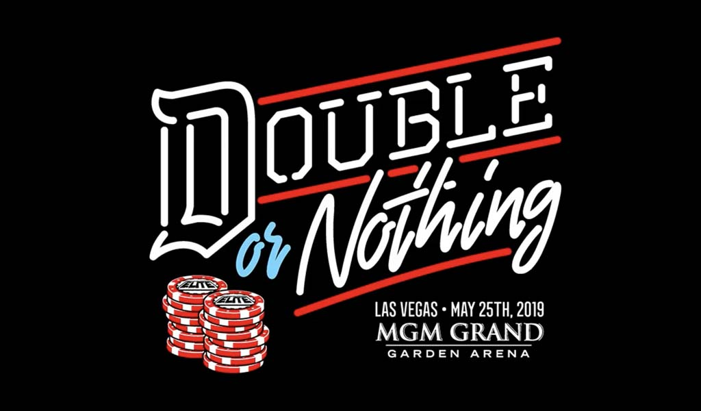 AEW's Double or Nothing to take place in May in Las Vegas