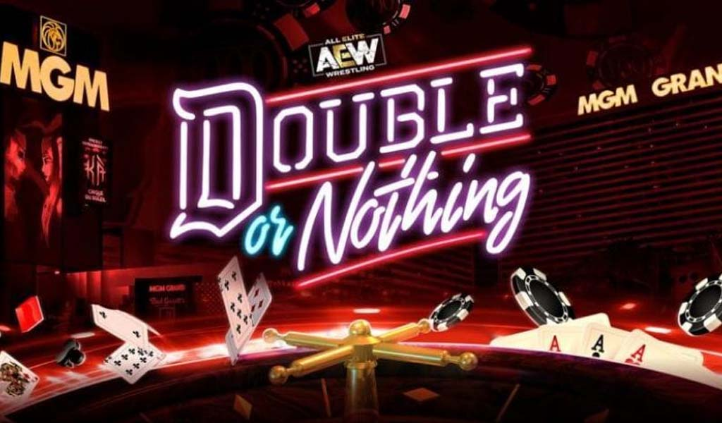 Pre-sale code for the 2020 Double or Nothing pay-per-view