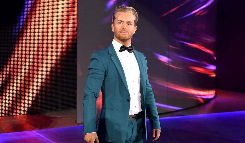 Drake Maverick leaves for honeymoon…with 24/7 title!