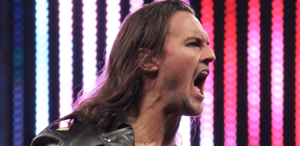 Drew Galloway debuts on Impact in Glasgow, Scotland