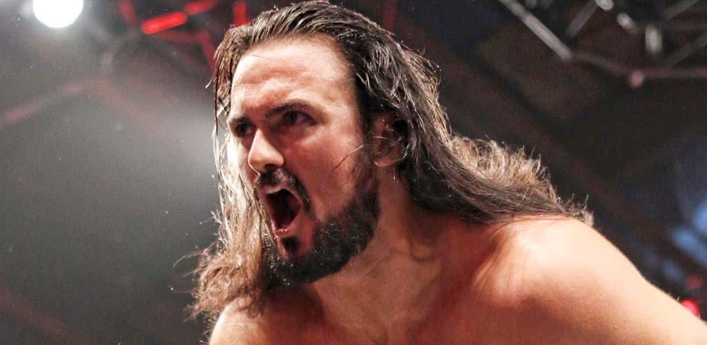 Drew McIntyre becomes new NXT champion